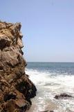 ωκεάνιος βράχος Στοκ Φωτογραφία