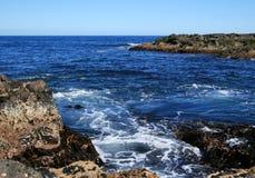 ωκεάνιος ειρηνικός Στοκ Φωτογραφία