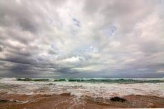 Ωκεάνιος ουρανός Στοκ φωτογραφίες με δικαίωμα ελεύθερης χρήσης