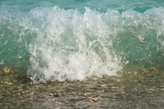 Ωκεάνιος παφλασμός Στοκ φωτογραφίες με δικαίωμα ελεύθερης χρήσης