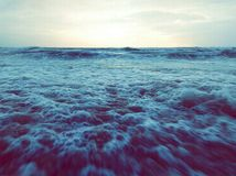 Ωκεάνιο αεράκι Στοκ φωτογραφία με δικαίωμα ελεύθερης χρήσης