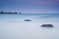 ωκεάνιο καλοκαίρι Στοκ εικόνες με δικαίωμα ελεύθερης χρήσης