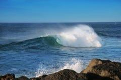 ωκεάνιο κύμα του s Στοκ Εικόνα