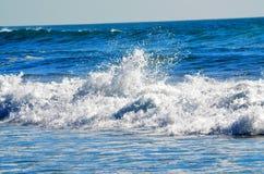 Ωκεάνιο κύμα Στοκ Φωτογραφία