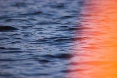 Ωκεάνιο υπόβαθρο νερού Στοκ φωτογραφίες με δικαίωμα ελεύθερης χρήσης