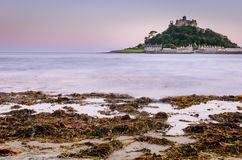 Ωκεάνιο φύκι του Castle νησιών στοκ εικόνα με δικαίωμα ελεύθερης χρήσης