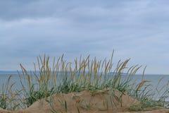 ωκεάνιο ύδωρ όψης ουρανού σύννεφων Στοκ εικόνα με δικαίωμα ελεύθερης χρήσης