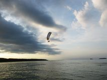 ωκεανός ήλιων Στοκ Εικόνα