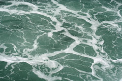 ωκεανός ανασκόπησης Στοκ Φωτογραφία