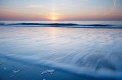 ωκεανός ανασκόπησης Στοκ Φωτογραφίες