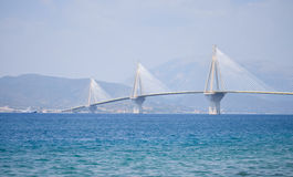 ωκεανός γεφυρών Στοκ Εικόνες