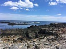 ωκεανός δύσκολος στοκ φωτογραφίες με δικαίωμα ελεύθερης χρήσης