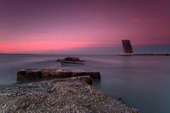 ωκεανός εξόδων Στοκ Φωτογραφίες