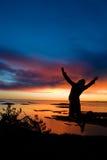 ωκεανός ευθυμίας Στοκ φωτογραφίες με δικαίωμα ελεύθερης χρήσης