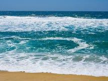 Ωκεανός και άμμος στην κρατική παραλία Montara Στοκ Εικόνες