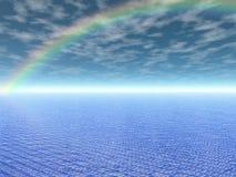 ωκεανός κωδικοποίησης ελεύθερη απεικόνιση δικαιώματος