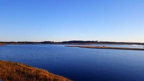 Ωκεανός νησιών Assateague Στοκ φωτογραφία με δικαίωμα ελεύθερης χρήσης