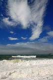 ωκεανός πέρα από την ανατολή Στοκ εικόνες με δικαίωμα ελεύθερης χρήσης