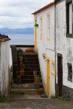 ωκεανός σπιτιών Στοκ Φωτογραφία