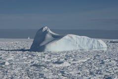ωκεανός 4 παγόβουνων νότιος Στοκ Εικόνα