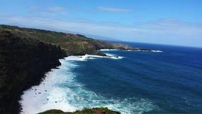 Ωκεανός Aloha στοκ φωτογραφία
