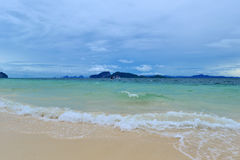 Ωκεανός Beautyful Στοκ φωτογραφία με δικαίωμα ελεύθερης χρήσης