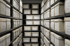 Δωμάτιο αποθήκευσης Στοκ φωτογραφίες με δικαίωμα ελεύθερης χρήσης