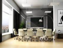 δωμάτιο διαπραγμάτευσης Στοκ Εικόνες