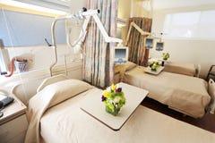 δωμάτιο νοσοκομείων Στοκ εικόνες με δικαίωμα ελεύθερης χρήσης