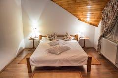 Δωμάτιο ξενοδοχείου Στοκ Εικόνα