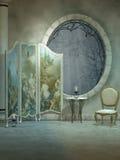Δωμάτιο φαντασίας Στοκ Εικόνα