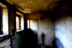 δωμάτιο scary Στοκ φωτογραφίες με δικαίωμα ελεύθερης χρήσης