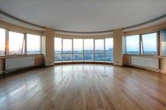 ωοειδές δωμάτιο Στοκ φωτογραφίες με δικαίωμα ελεύθερης χρήσης