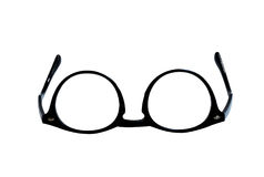 Ωοειδή πλαστικά γυαλιά στοκ φωτογραφίες