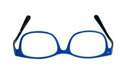 Ωοειδή πλαστικά γυαλιά Στοκ Εικόνα