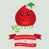 δωρεά αίματος ανασκόπησης ιατρική Στοκ φωτογραφία με δικαίωμα ελεύθερης χρήσης