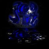 Ωροσκόπιο pisces Στοκ εικόνες με δικαίωμα ελεύθερης χρήσης