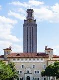 ΩΣΤΙΝ, ΤΕΞΑΣ, ΗΠΑ - 17 ΣΕΠΤΕΜΒΡΊΟΥ 2017: Ο πύργος στο Πανεπιστήμιο του Τέξας Στοκ Εικόνες