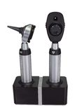 Ωτοσκόπιο και οφθαλμοσκόπιο Στοκ εικόνες με δικαίωμα ελεύθερης χρήσης
