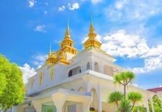 Ωχρός ναός της Shay TA στοκ φωτογραφίες