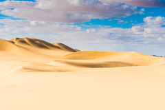 Όαση ερήμων Siwa Στοκ Εικόνα
