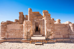 όαση της Αιγύπτου dakhla Στοκ φωτογραφία με δικαίωμα ελεύθερης χρήσης