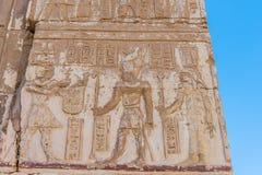 όαση της Αιγύπτου dakhla Στοκ Φωτογραφίες