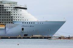 Όαση των θαλασσών Στοκ Φωτογραφίες