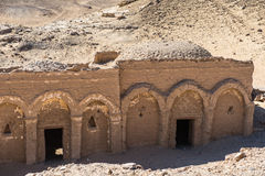Όαση Kharga, Αίγυπτος Στοκ φωτογραφίες με δικαίωμα ελεύθερης χρήσης
