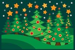 όλα τα Χριστούγεννα κλειστά επιμελούνται eps8 τη δυνατότητα μερών απεικόνισης στο διάνυσμα απεικόνιση αποθεμάτων