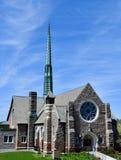 Όλη η εκκλησιαστική εκκλησία ψυχών Στοκ Φωτογραφία
