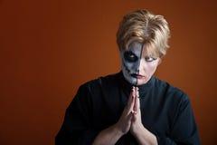 όλη την ημέρα ψυχές προσευχ Στοκ φωτογραφία με δικαίωμα ελεύθερης χρήσης