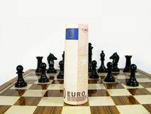 Όλοι ενάντια στο ευρώ Στοκ Φωτογραφίες