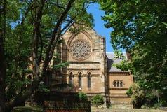Όλο το εξωτερικό Αγίων ` Αγγλικανική Εκκλησία Woollahra Στοκ φωτογραφία με δικαίωμα ελεύθερης χρήσης